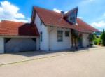 Freistehendes Einfamilienhaus in exponierter Lage mit bestem Ausblick