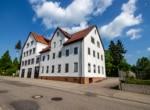 Frontansicht Projektiertes Wohnhaus zu verkaufen Albstadt Lautlingen