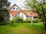 Hausansicht Repräsentative, exklusive Villa mit separater Einliegerwohnung in ruhiger und sehr zentraler Lage Sigmaringen