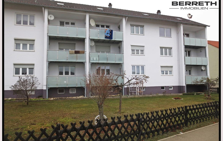 Wohnung in Albstadt zum Verkauf