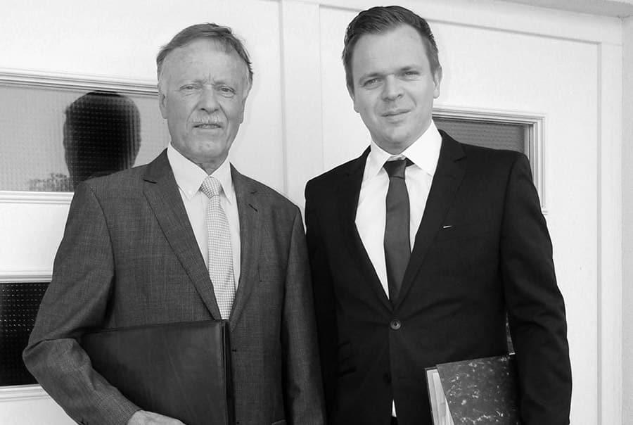 Jürgen Berreth und Gerhard Berreth Immobilienmakler