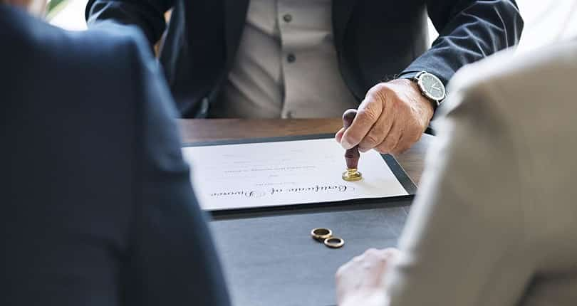 Immobilie verkaufen bei Scheidung