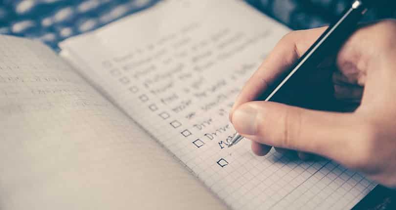 Checkliste zum Immobilienverkauf