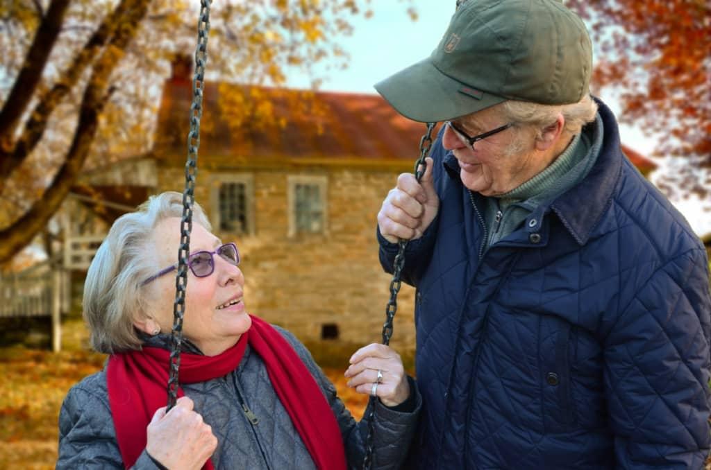 Immobilien im Alter